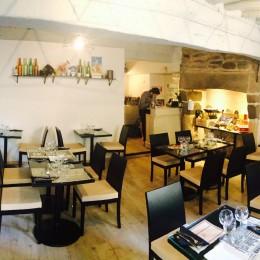 Salle du restaurant Le 2 rue des Dames